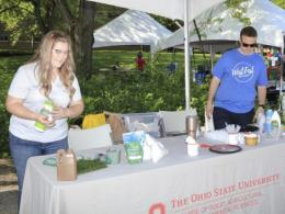 Ohio Soy Sustainable Summer at West Fest 2019